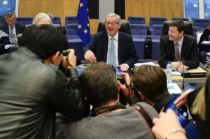 "Жан-Клод Юнкер - ""господин Европа"". Снимка Европейска комисия"
