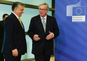 Orban-Juncker