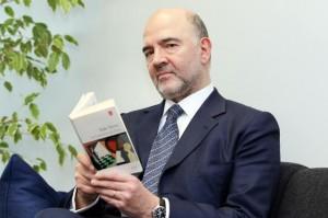 Комисарят по икономическите и паричните въпроси Пиер Московиси се очаква да предложи измененията в режима на ДДС другата седмица. Снимка Европейска комисия